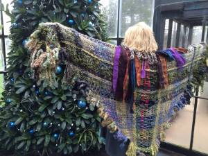 Fall 2014 Triangle Shawl